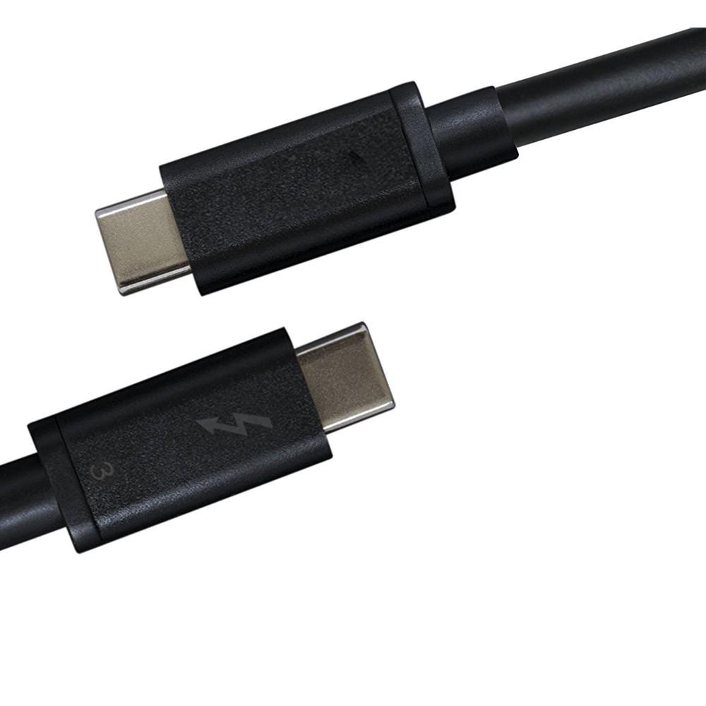 Cabo Thunderbolt 3 40 GBPS USB 3.1 USB-C 50 Cm