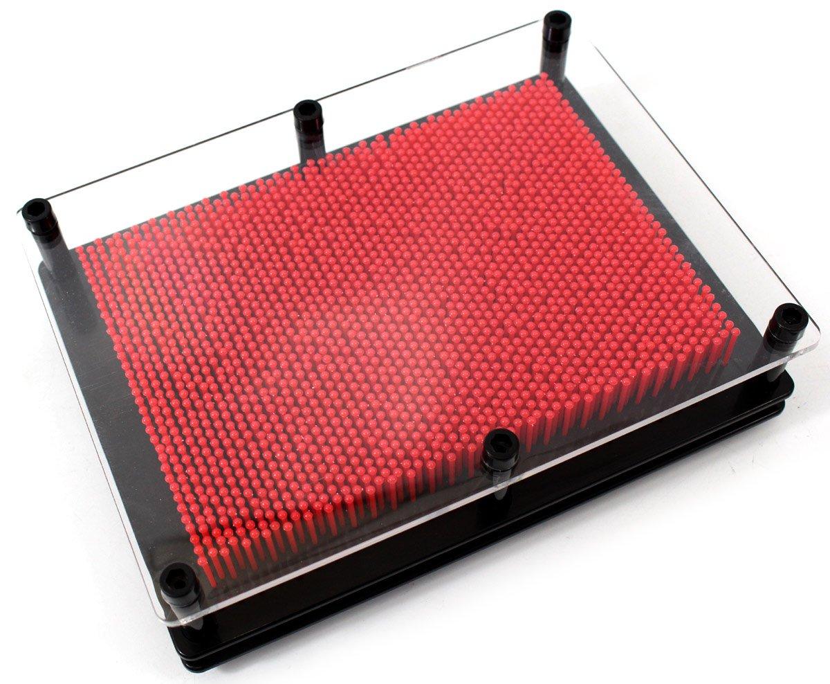 Captador De Imagens 3d Pinart Vermelho Extra Grande 20x15x4