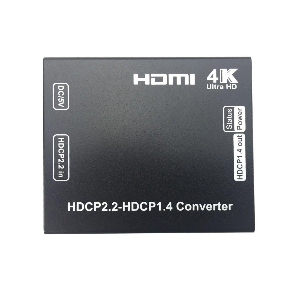 Conversor HDCP 2.2 para 1.4 Quebra DHCP 2.2 para 1.4