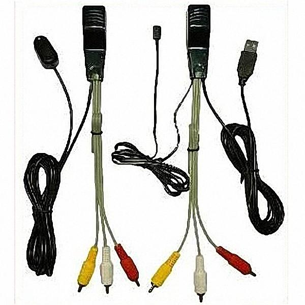 Extensor De Controle Remoto Audio E Video Cabo Rede Rj45
