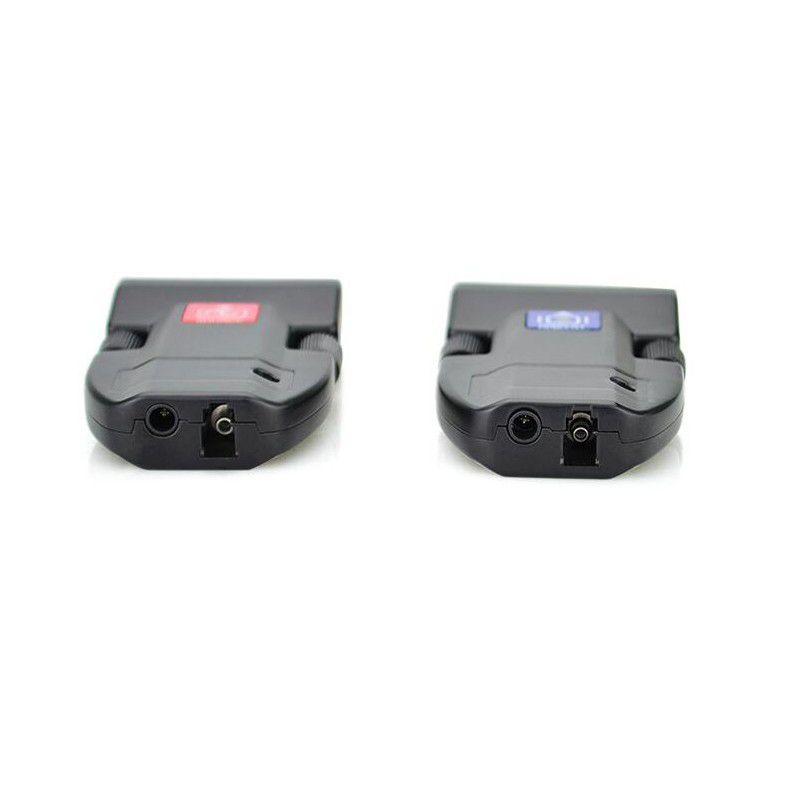 Kit Extensor DVI-D fibra optica 4K 3840x2160 30Hz Até 300m