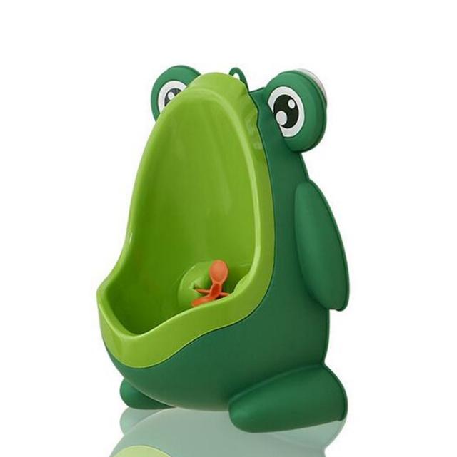 Pinico Mictorio infantil Cor: Verde