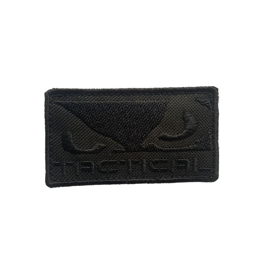 Patch Bad Boy Tactical - Preto