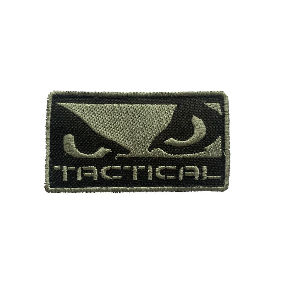 Patch Bad Boy Tactical - Verde