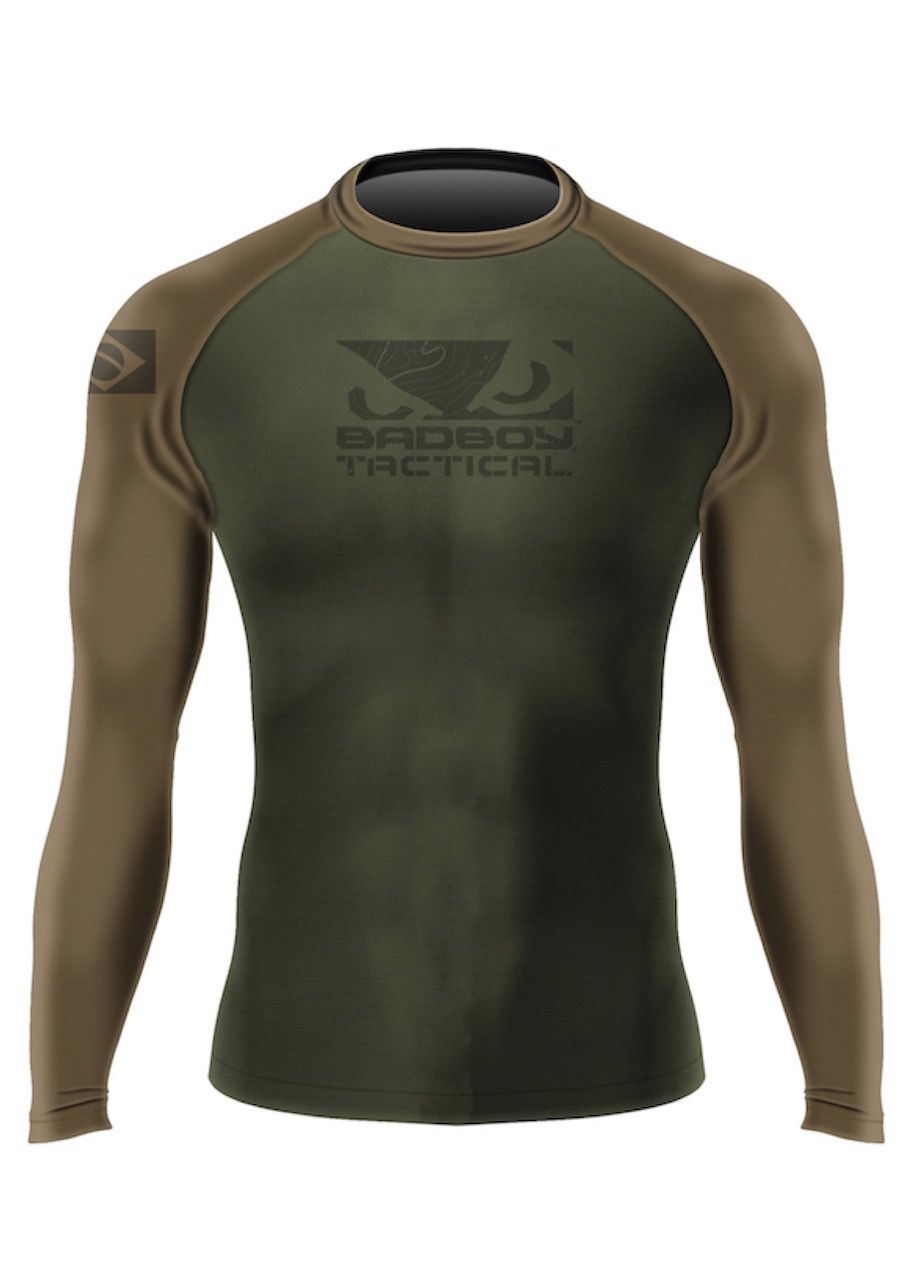 RASHGUARD DOUBLE COLOR