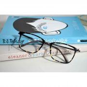 84aaa70e3 Óculos Armação de Grau Unissex Flexível Tartaruga TR-90