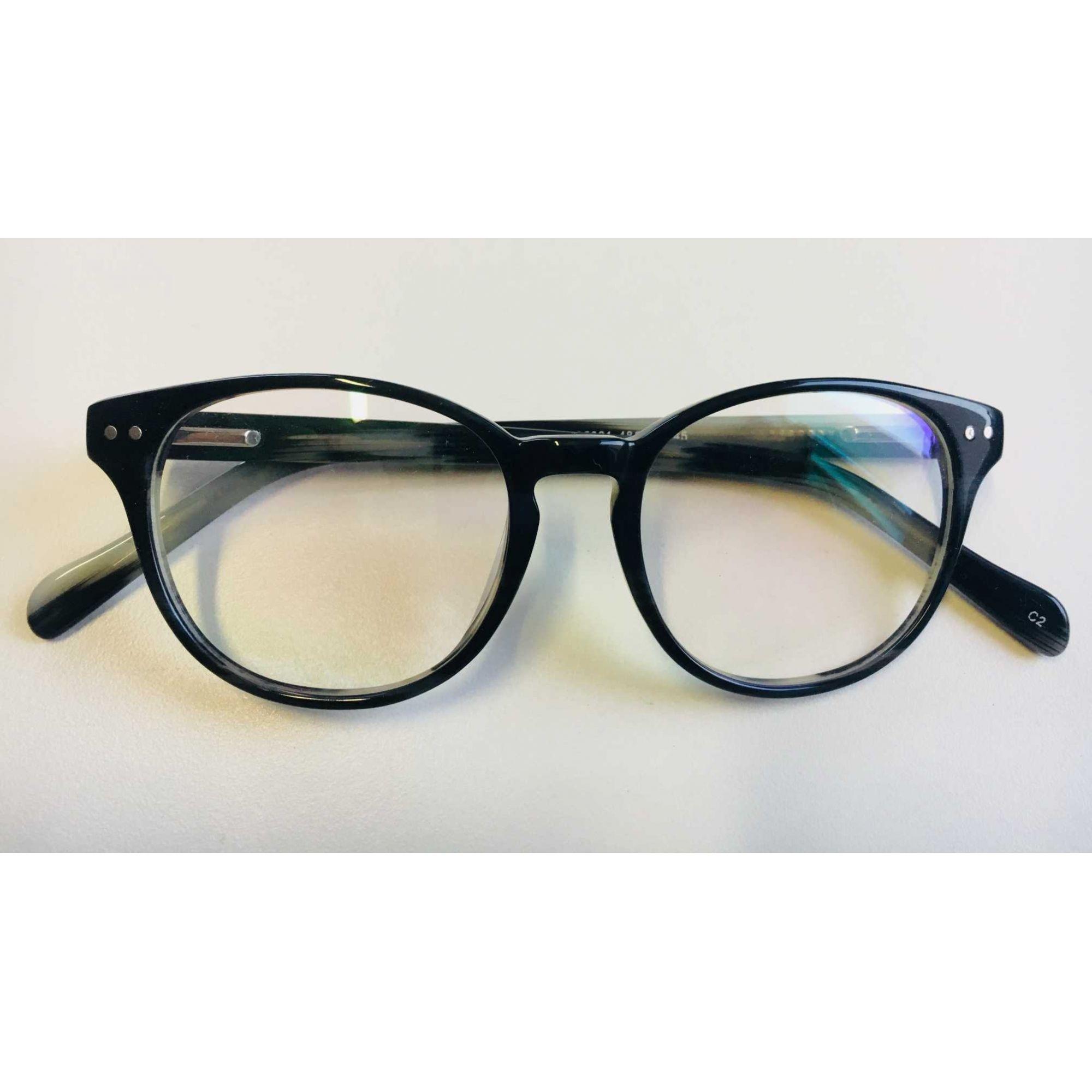 8ec560dcd Armação Óculos Grau Unissex Redondo Acetato J Depp Cinza