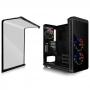 Gabinete View 37 RGB Plus Black Win