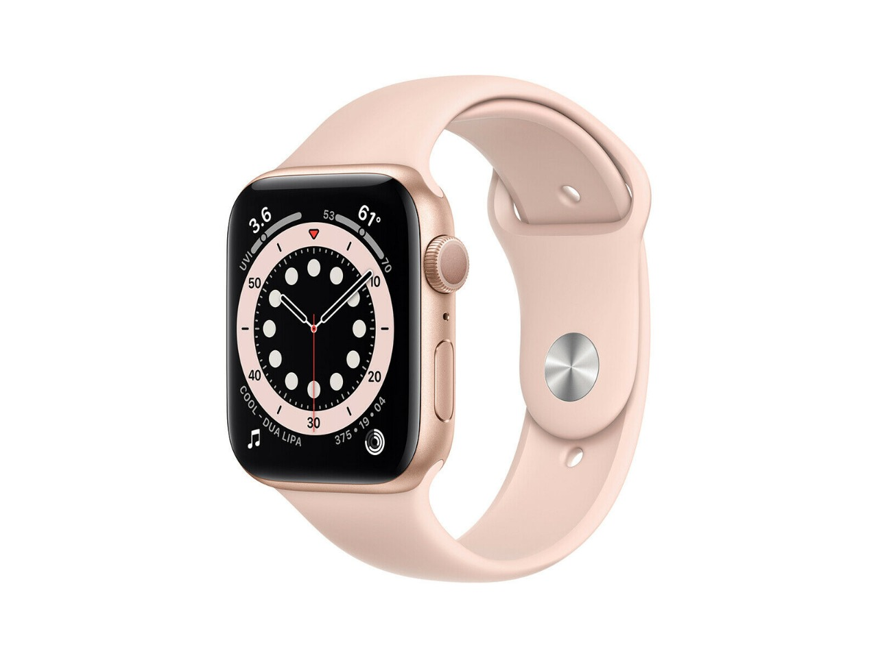 Apple Watch SE 44mm Pink