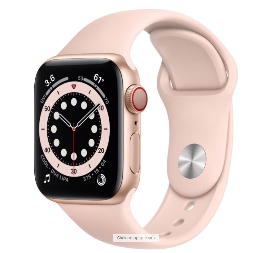 Apple Watch Series 6 40mm Gold