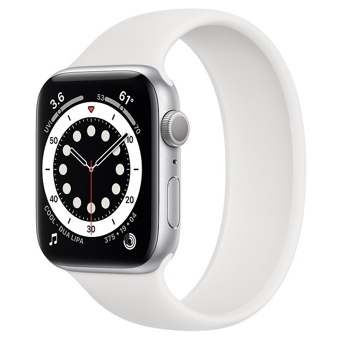 APPLE WATCH SERIES 6 40MM White