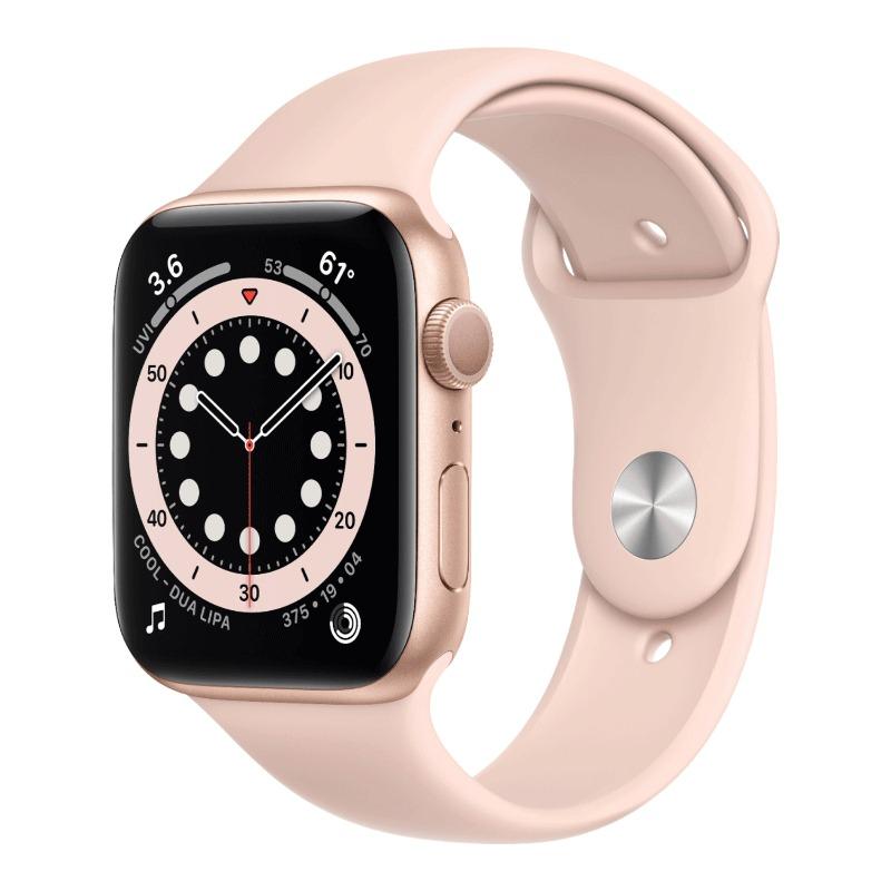 Apple Watch Series 6 44mm Pink