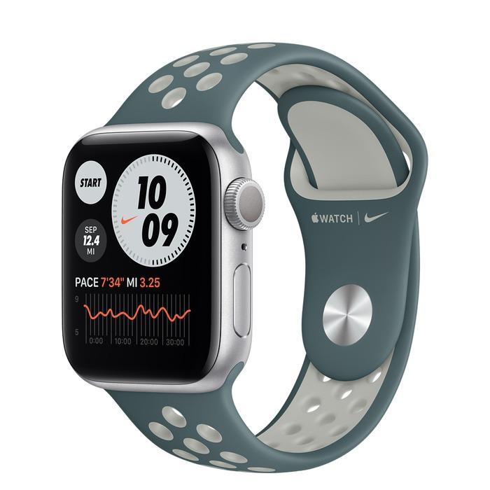 Apple Watch Series 6 Nike 40mm Light Silver