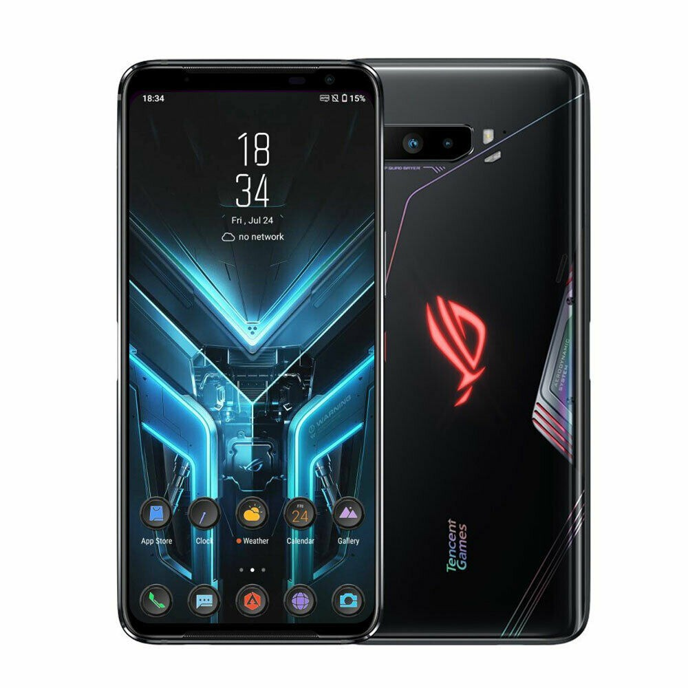 Asus Rog Phone 3 256gb 12gb ram Snapdragon 865 Plus