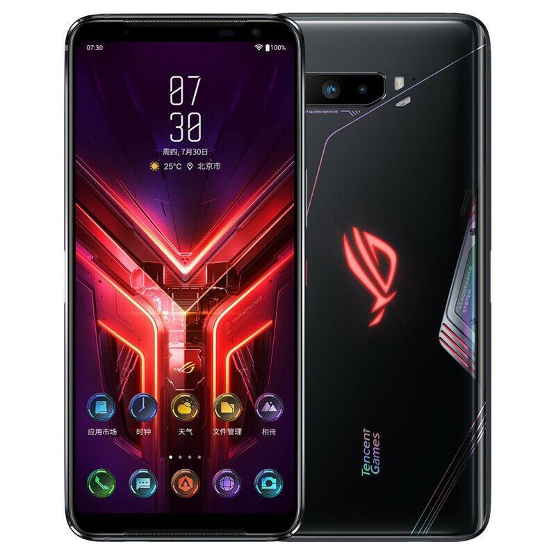 Asus Rog Phone 3 512gb 16gb ram Snapdragon
