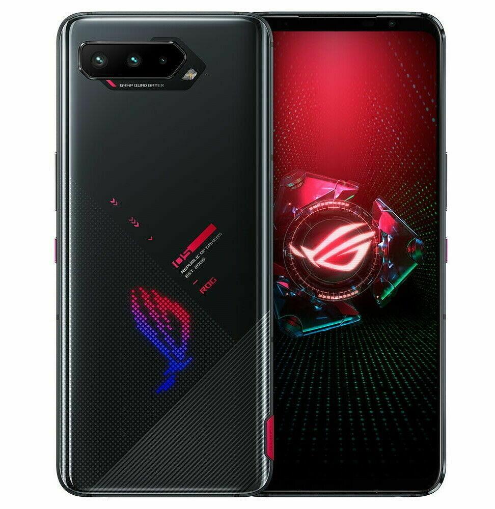 Asus ROG Phone 5 256GB 12GB Ram Snapdragon 888 Black