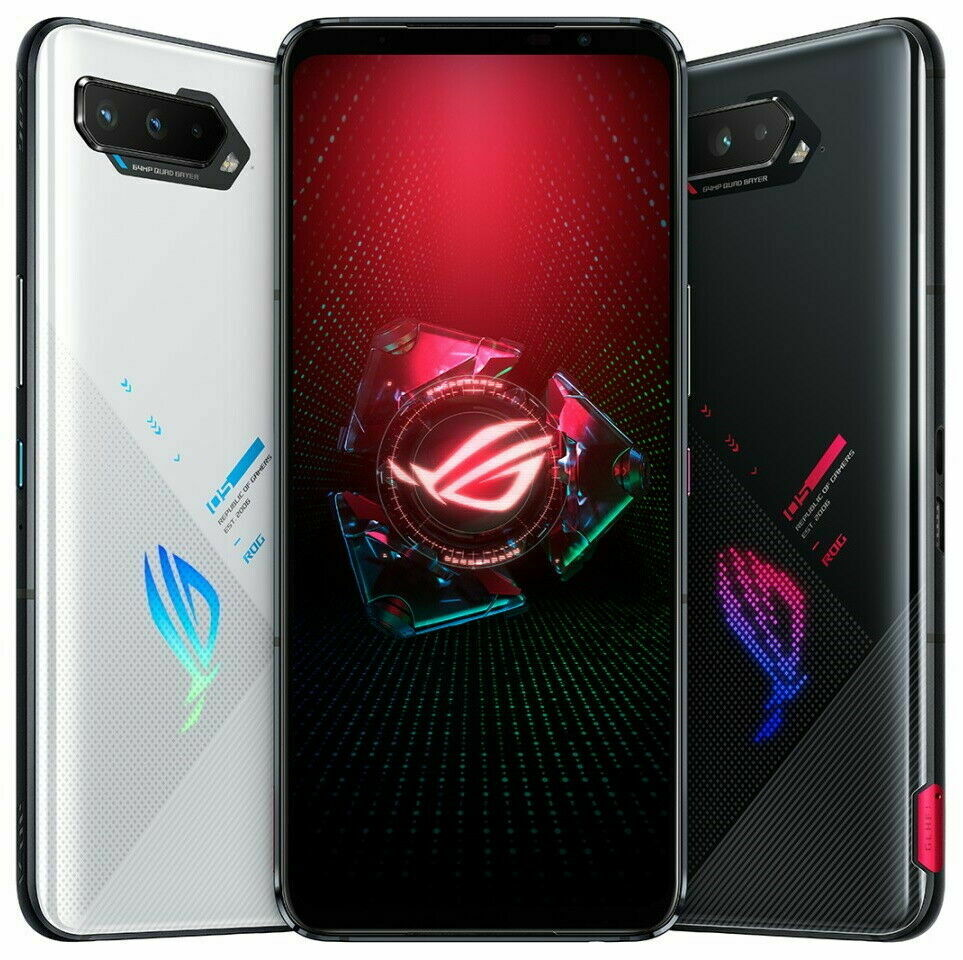 Asus ROG Phone 5 512GB 16GB Ram Black