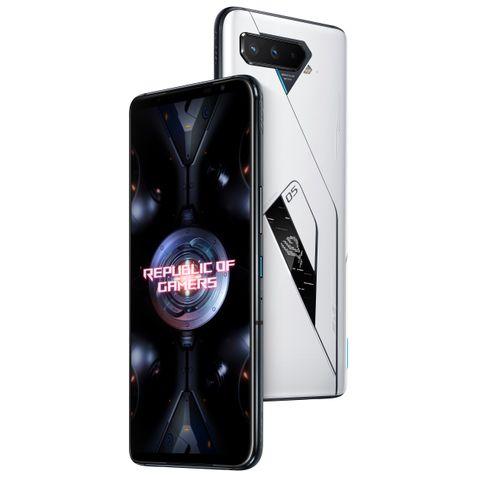 Asus Rog Phone 5 Ultimate 512Gb 18GB Ram Silver