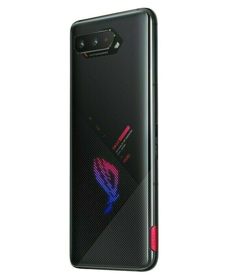 Asus Rog Phone 5s 512GB 18Gb Ram Preto
