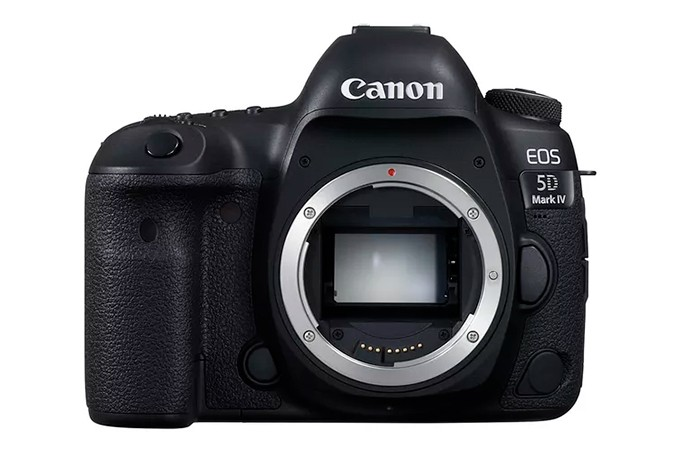 Canon EOS 5D Mark IV - Corpo