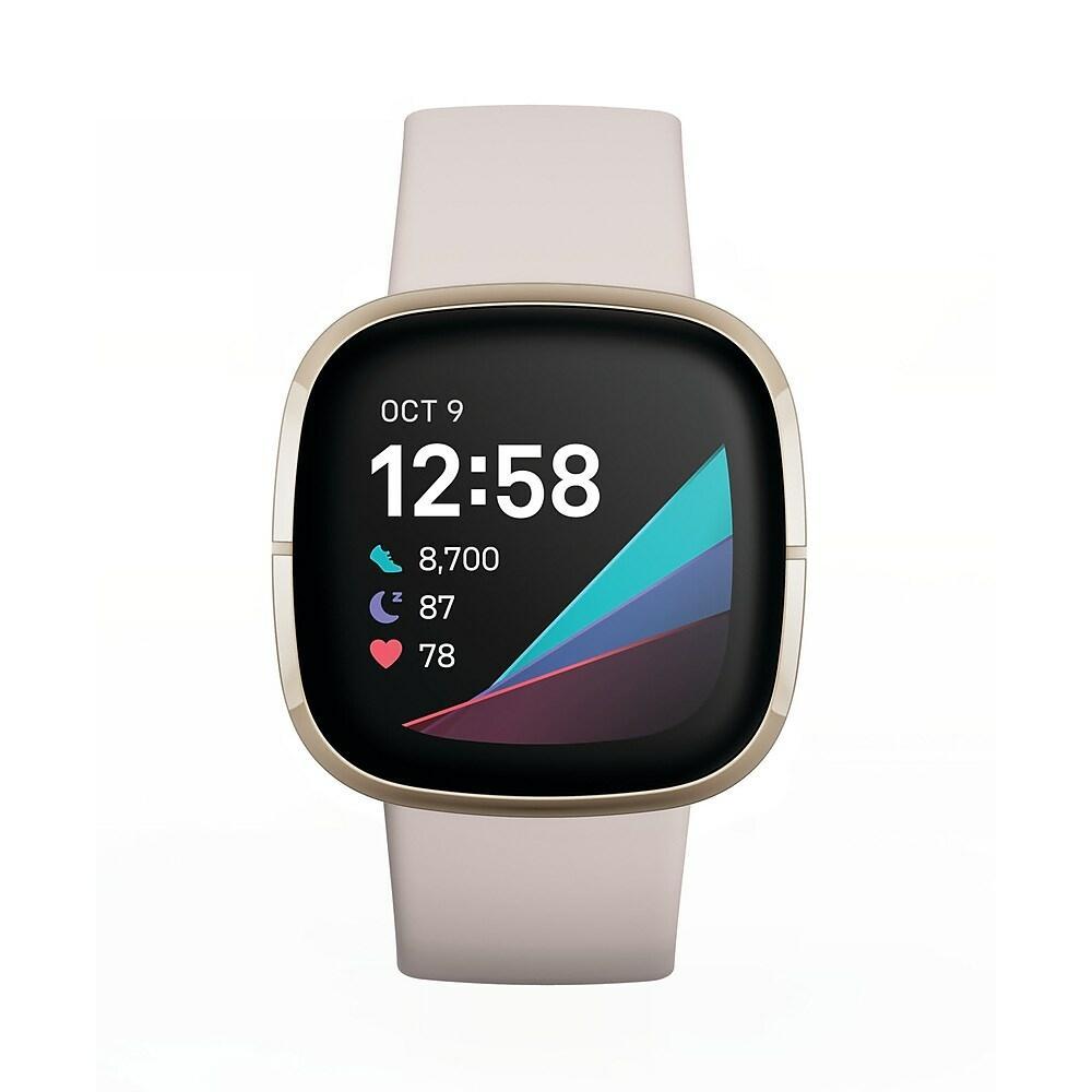 Fitbit Sense Smartwatch Gold