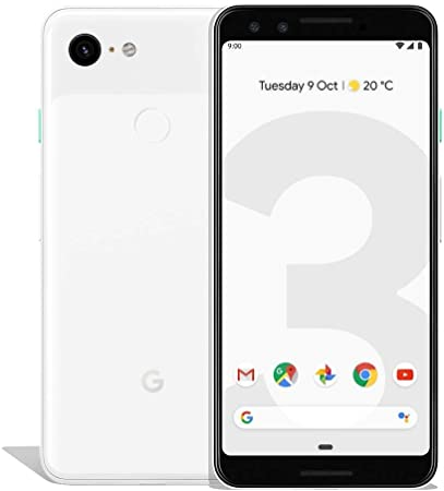 Google Pixel 3 128GB Branco