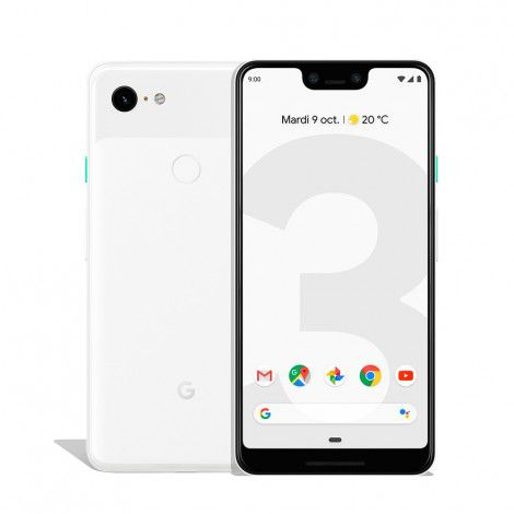 Google Pixel 3 128GB Desbloqueado Branco