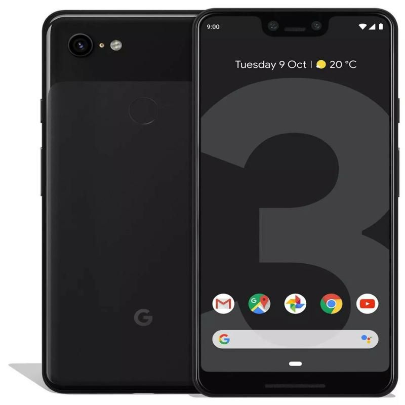 Google Pixel 3 128GB Desbloqueado Preto