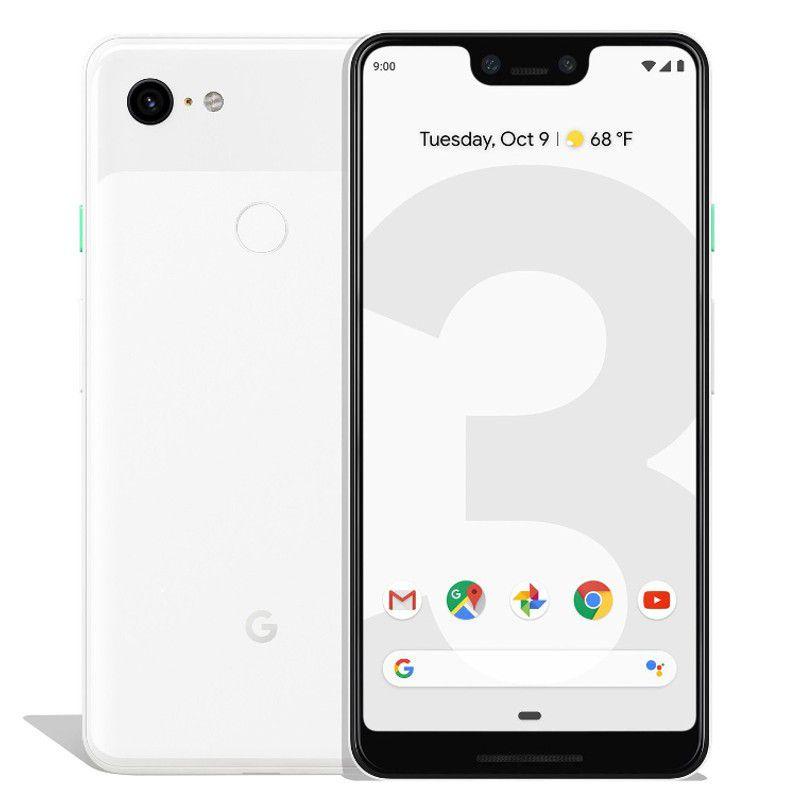 Google Pixel 3 64GB Desbloqueado Branco
