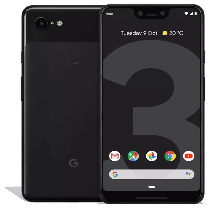 Google Pixel 3 XL 64GB Desbloqueado Preto