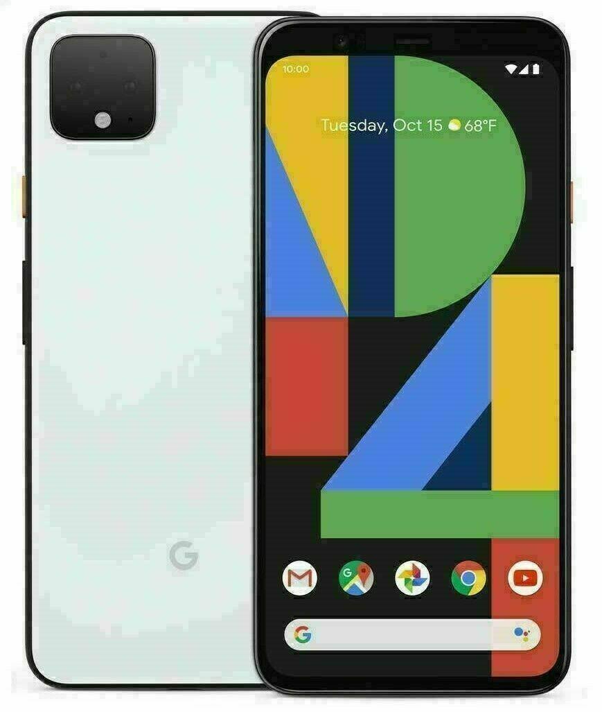Google Pixel 4 128GB Branco