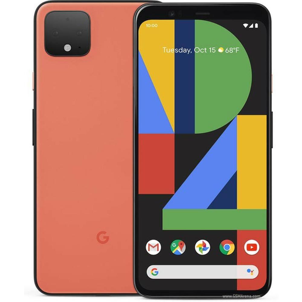 Google Pixel 4 128gb Laranja Desbloqueado