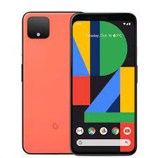 Google Pixel 4 64GB Desbloqueado Laranja