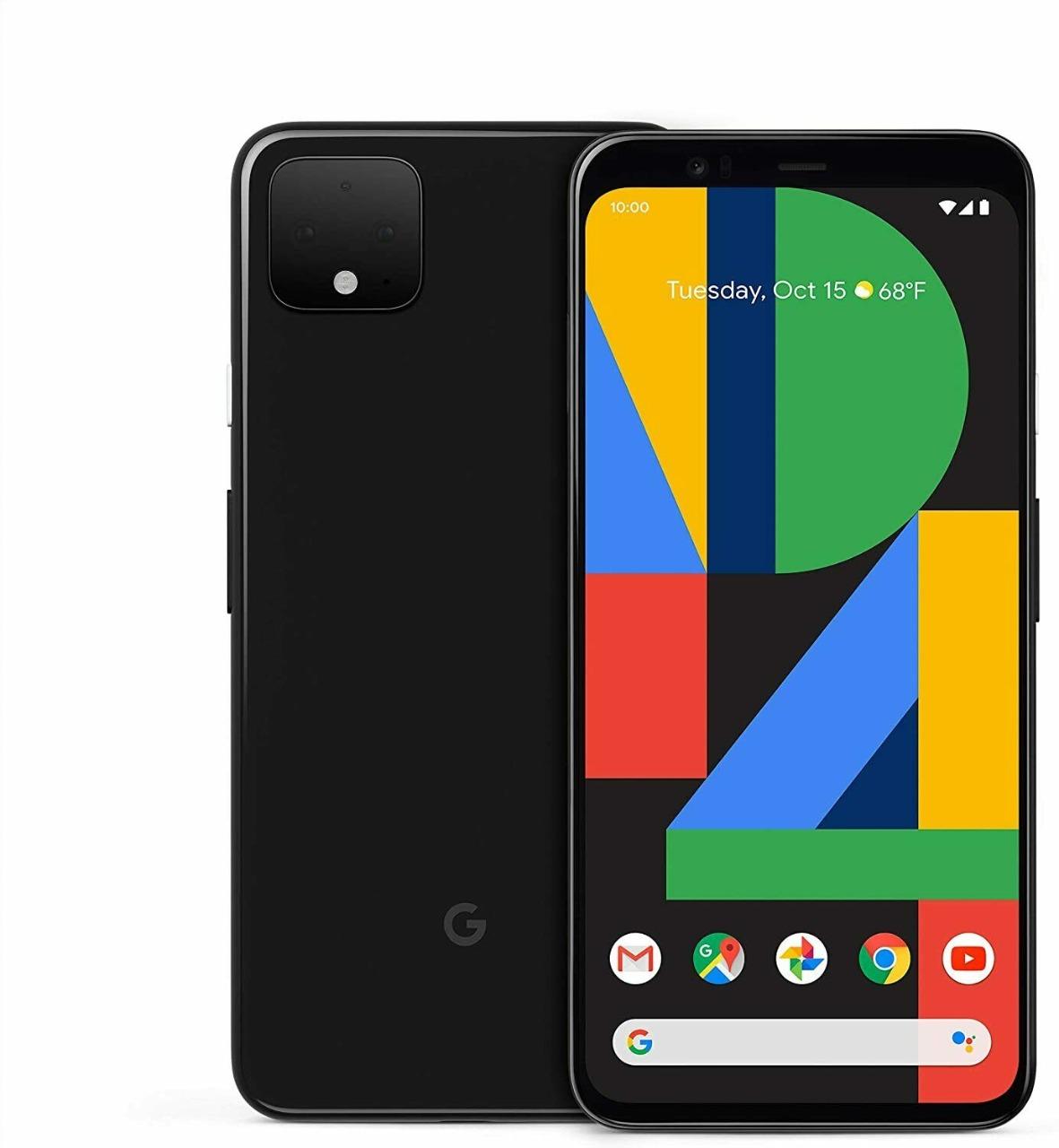 Google Pixel 4 XL 64GB Preto