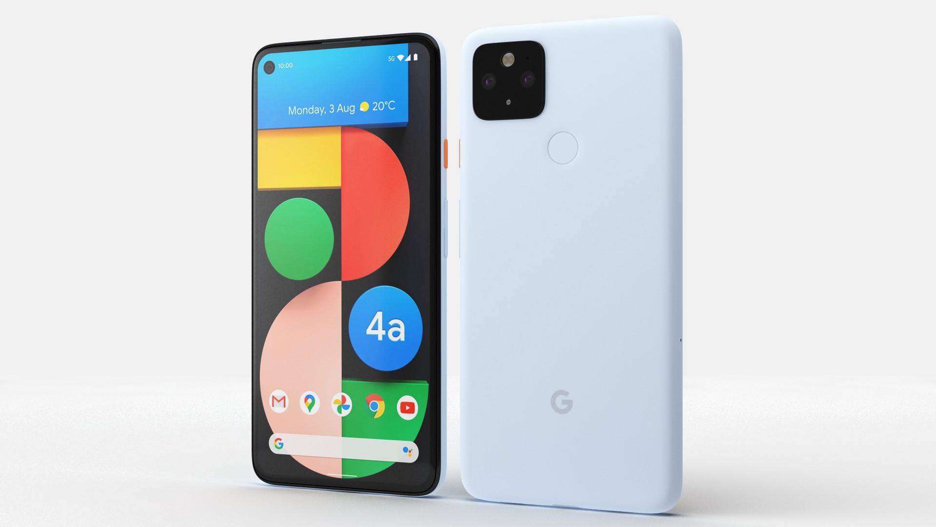 Google Pixel 4a 128GB 5G Azul