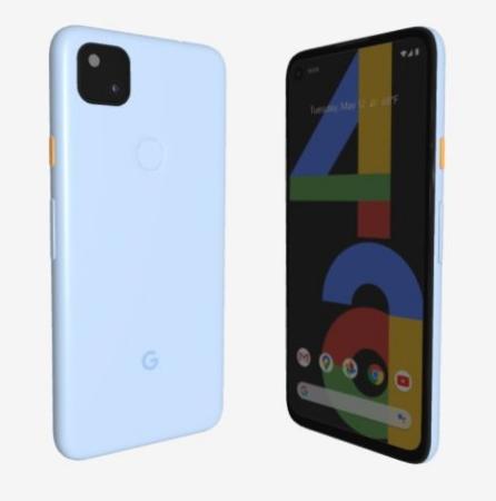 Google Pixel 4a 128GB Azul