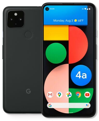 Google Pixel 4a 128gb Preto