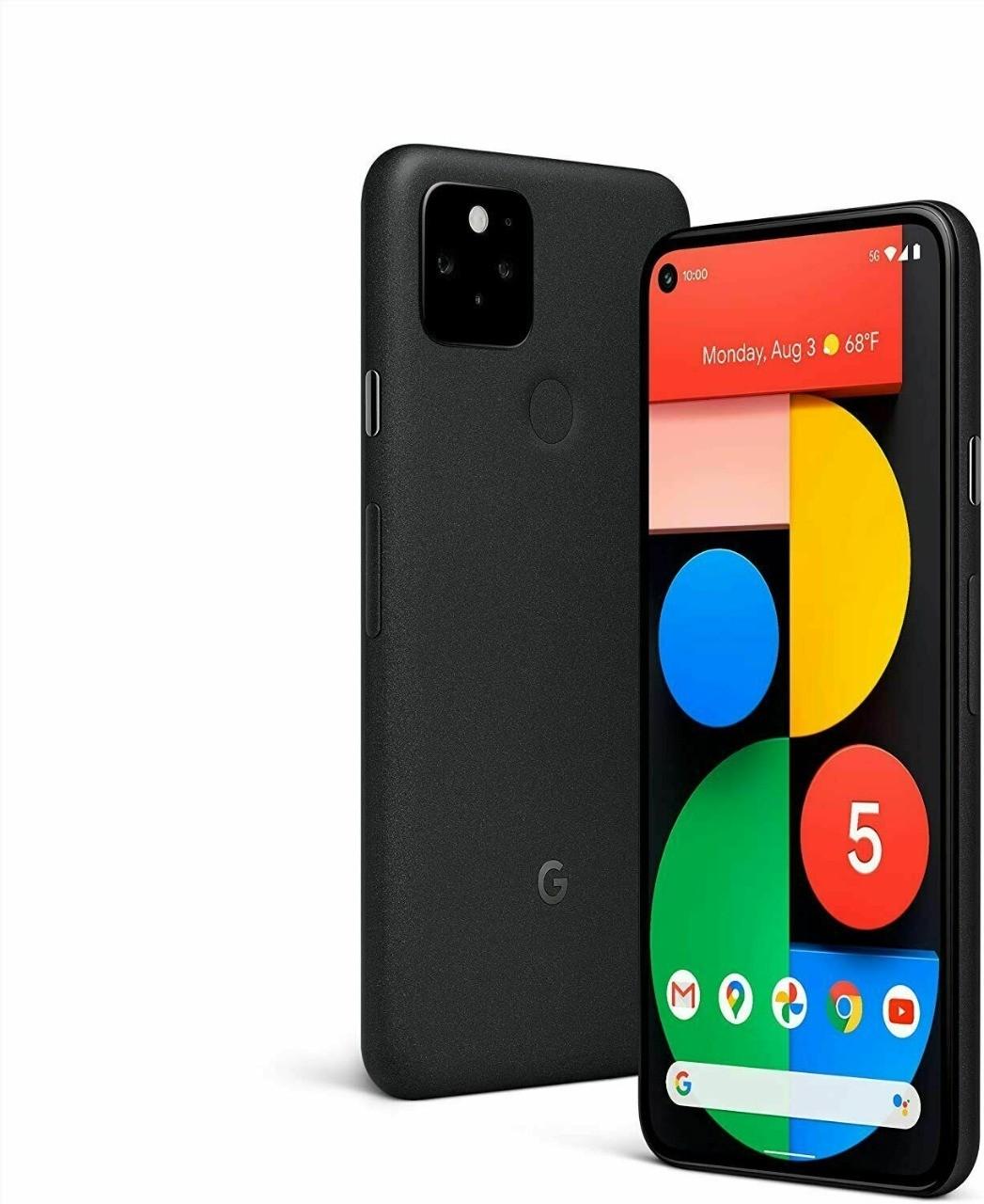 Google Pixel 5 128GB Desbloqueado Black