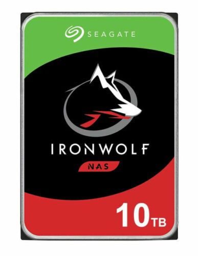HD 10Tb Seagate Ironwolf 7200RPM 3.5