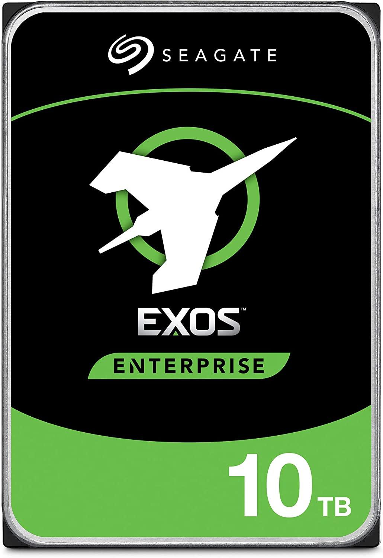 HD SEAGATE EXOS X10 10TB 7200 rpm SAS 12Gb/s