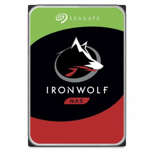 HD Seagate IronWolf 10TB 7200RPM 256MB