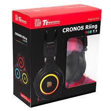 Headset TT Esports Cronos Riing RGB 7.1