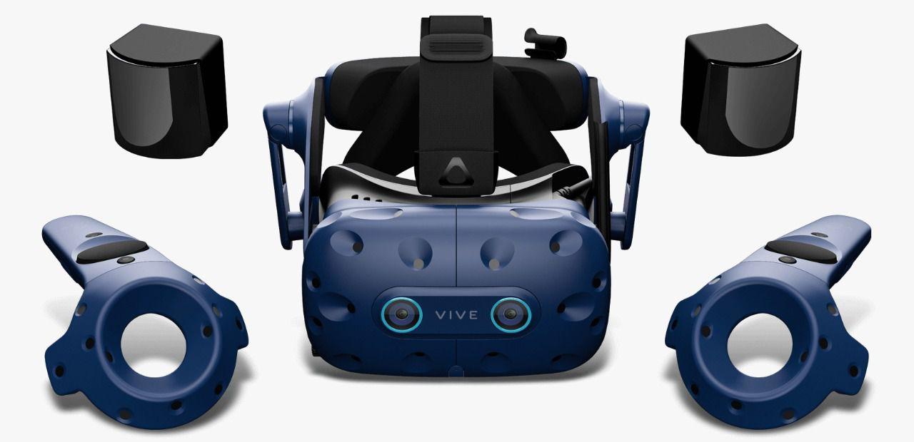 HTC Vive Pro Eye Oculos de Realidade Virtual