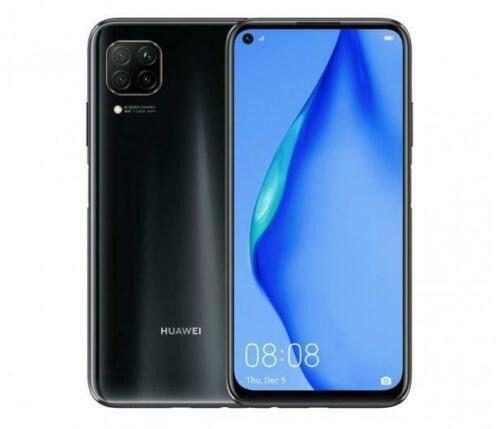 Huawei P40 Lite 128gb 6gb ram preto