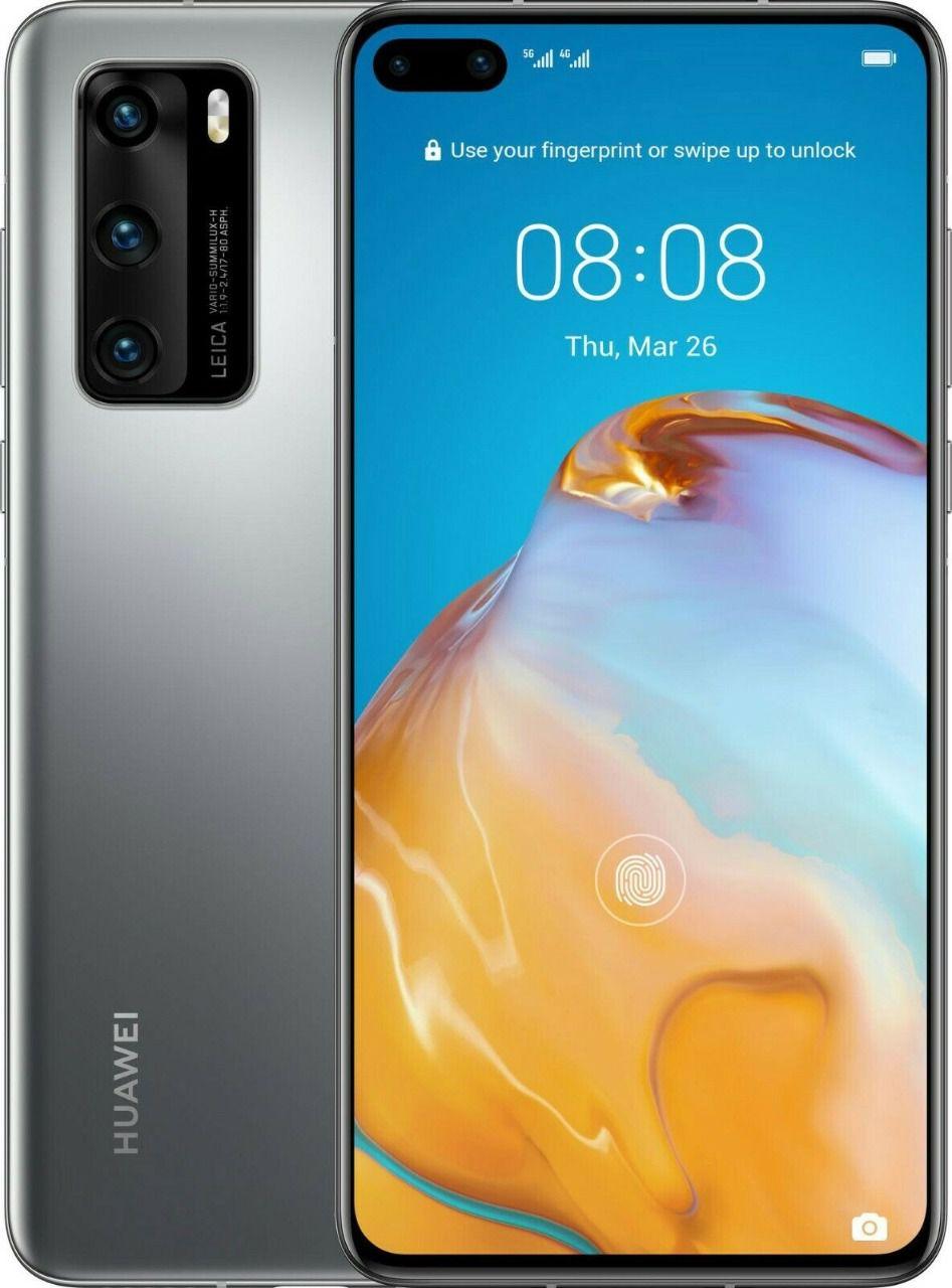 Huawei P40 Pro 256GB 8GB RAM Dual Sim Prata