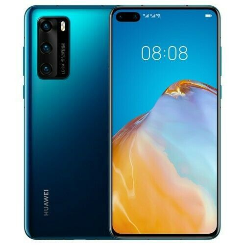 Huawei P40 Pro 5G Dual SIM 512GB 8GB Azul