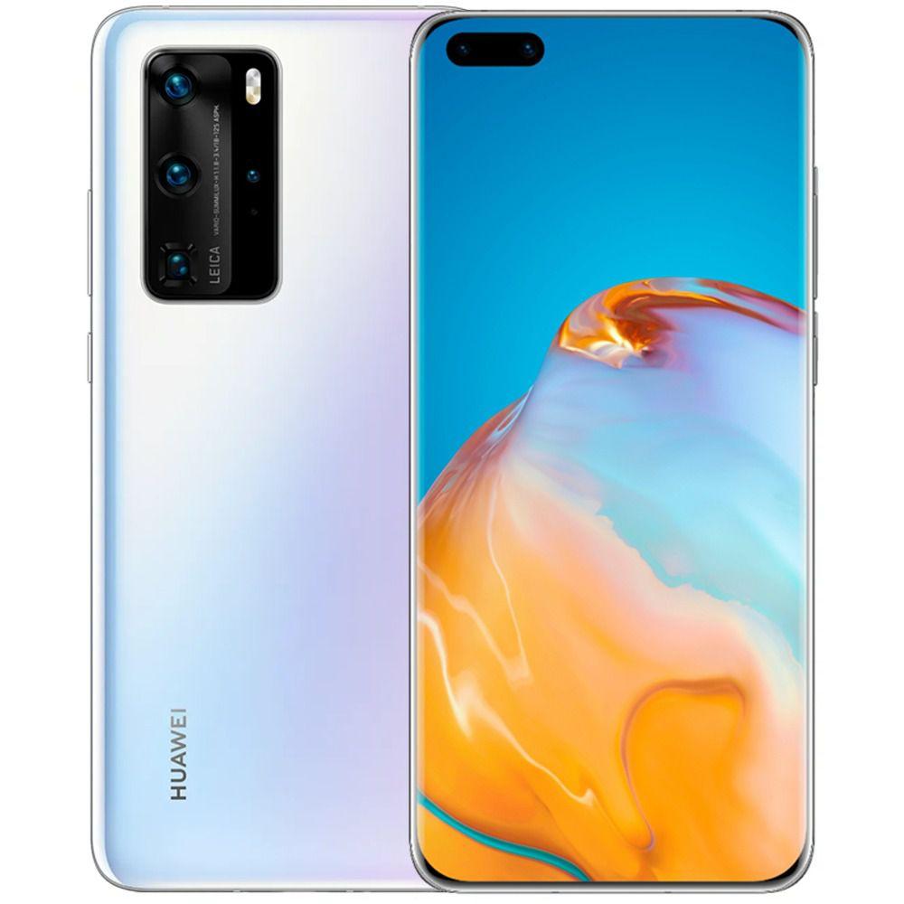 Huawei P40 Pro 5G Dual SIM 512GB 8GB Branco