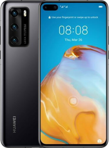 Huawei P40 Pro 5G Dual SIM 512GB 8GB Preto