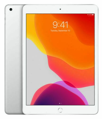 Ipad 7th Geracao 128gb Apple Wi-Fi 10.2 pol Silver