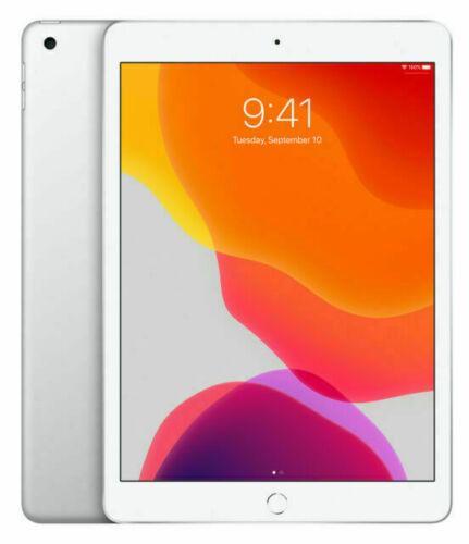 Ipad 7th Geracao 128gb Apple Wi-Fi 10.2 pol Silver